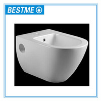 Chinese one piece combination clean vagina toilet bidet