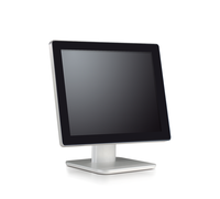 "Tablet/VESA 17"" touch display ultra-bright PCAP touch monitor for banking kiosk retail"