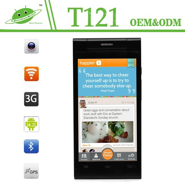 New product Unlock Original MTK6582 quad core 4.7inch smartphone octa core