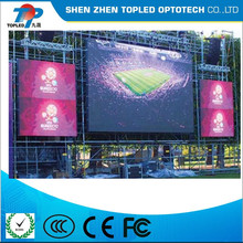 Alibaba China IP65 waterproof hd p6 led display board