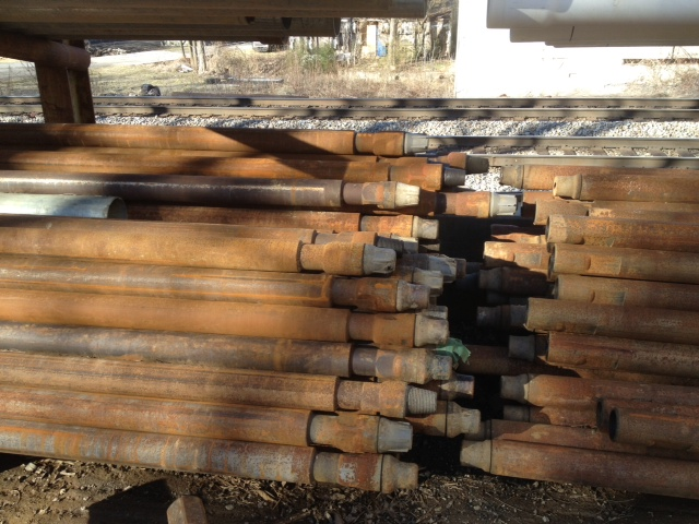 Drill Pipes (Used)