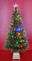 Wholesale Fiber Optic Christmas Tree with Multi-color LED Lights