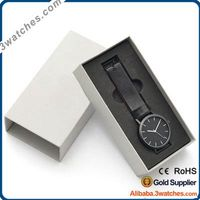 manufacturer customize luxury watch the type watch box quality brand watch boxes 100% brand new high quality paper box