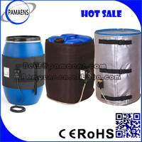 Customized High Quality 55 Gallon Drum Oil Heater