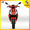 A9 ZNEN MOTOR popular gas scooter 125CC with EEC EPA DOT Self-development and patent products LED light cheap 125CC scooter