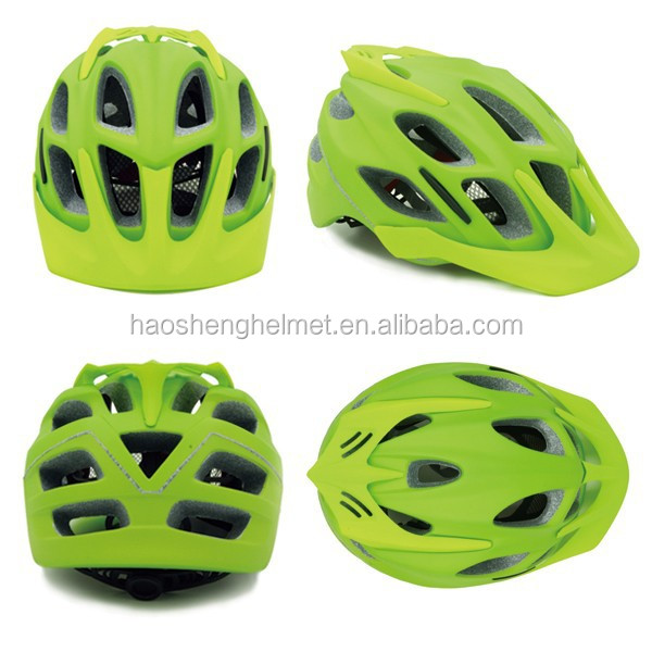 CE Adult Mens cycling helmet mountain and road bicycle helmet