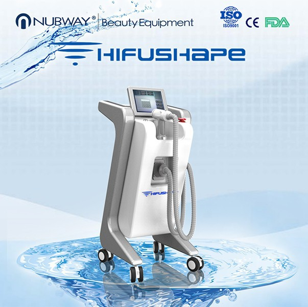 2015 new products!Hifu High Intensity Focused Ultrasound Machine weight loss