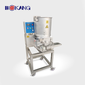 potato burger patty foming machine chicken nuggets processing line CXJ100