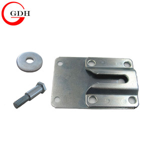 Sofa fitting bed hardware with Joint connector bolt and washer