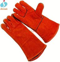 gloves leather tig welding reinforced make up gloves
