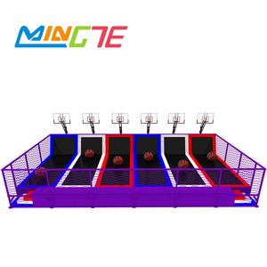 Wholesale Commercial indoor Trampoline for rent