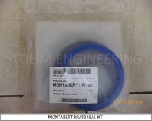 complete seal kit for MONTABERT BRV 32 hydraulic breaker seal kit MONTABERT BRV32 hydraulic hammer parts