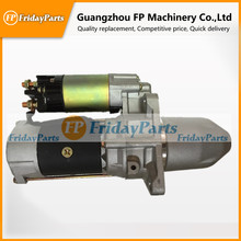 Engine parts specification M4T95681 M009T60271 motor starter For 6D40