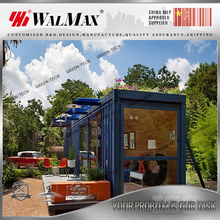CH-DS024 luxury beautiful vacation container homes