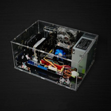 Wholesale acrylic pc case plexiglass computer case