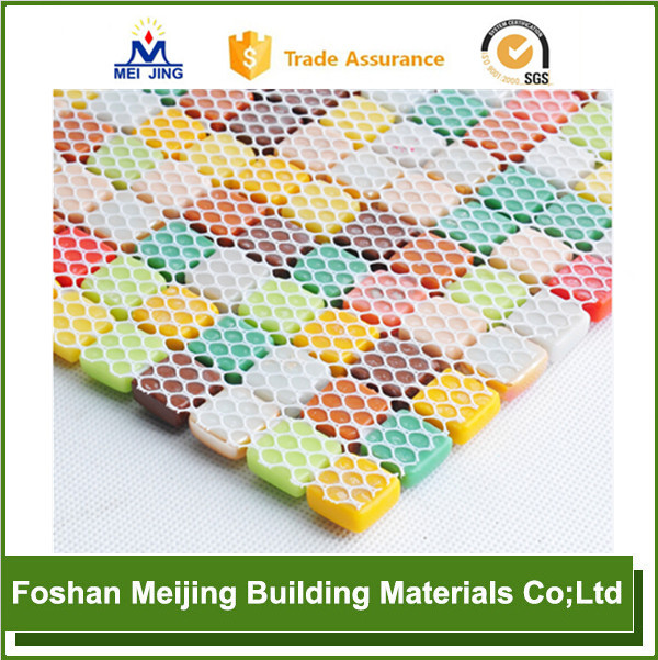 white polyester mesh girls pictures sexy for paving mosaic