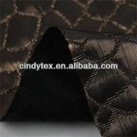 Fashionable hot sale soft jacquard fabric designs