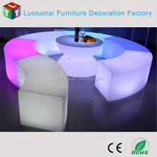 party/event furniture/led cube stool design various shape