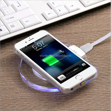 Popular qi stand cell phone wireless charger for samsung s6 edge and s7 edge