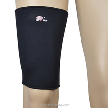 Sports health protecting neoprene thigh support