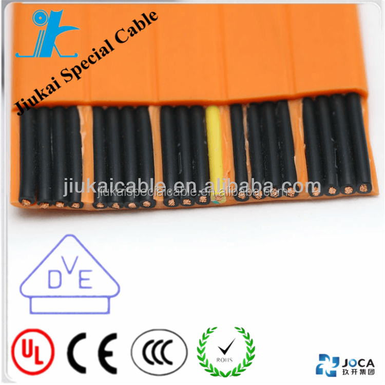 utp cat5e elevator cable for cctv camera tvvb