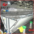 Galvanized Indoor Farm Rabbit Cage
