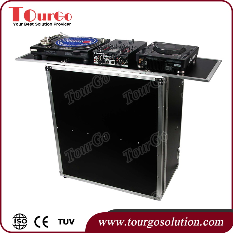 Portable Folding DJ Table Stand