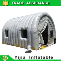 Alibaba best oxford materials mobile inflatable garage