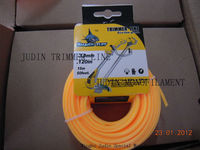 Head Card Packing Trimmer Line Garden Spare Parts String Trimmer Line