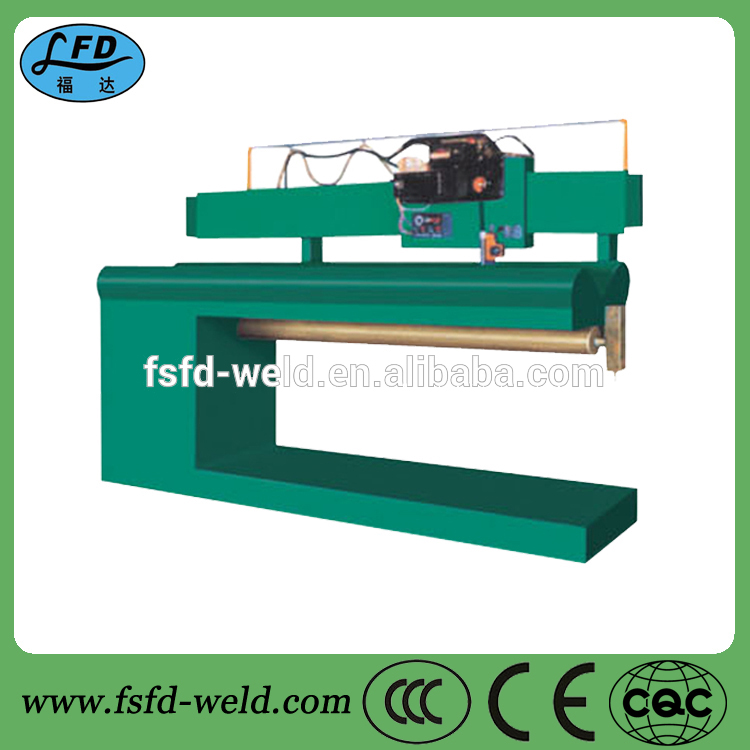 1500MM Automatic Longitudinal straight Seam Welding Machine