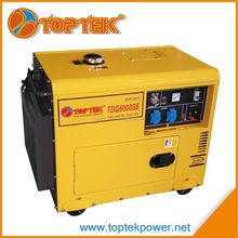 factory direct 5kw/5kva small silent diesel generator price