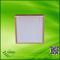2015 new products China Suppliers hepa filter roll air filter