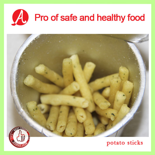 Fried Potato Sticks in butter flavor