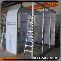 Extrusion style Exhibition Stand Contractor