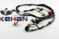 OEM ODM RoHS compliant Car engine cable assembly
