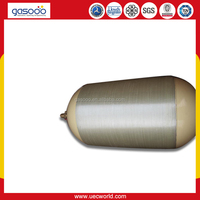 High Pressure 75L CNG Composite Cylinder with ISO11439