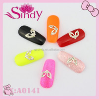 Best Selling Fox New Design Nail Art Designs handmade From China