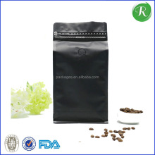 Practical Heat Resisting Perfect Sealability Coffee Bag /AL Foil Standing Zipper Bag