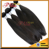 100% unprocessed virgin brazilian Sensational Hair Weave Wholesale