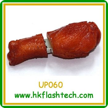 Inviting a chicken leg design usb 2.0