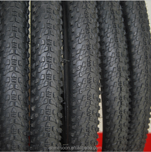 Good quality wholesale spare bicycle parts solid rubber road bicycle tyre prices