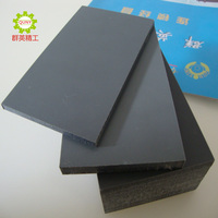 grade B polyvinyl chloride pvc board for engineering