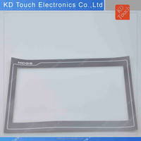 DIY customized Overlay laminated with 5 WIREs Restitive Touch screen panel