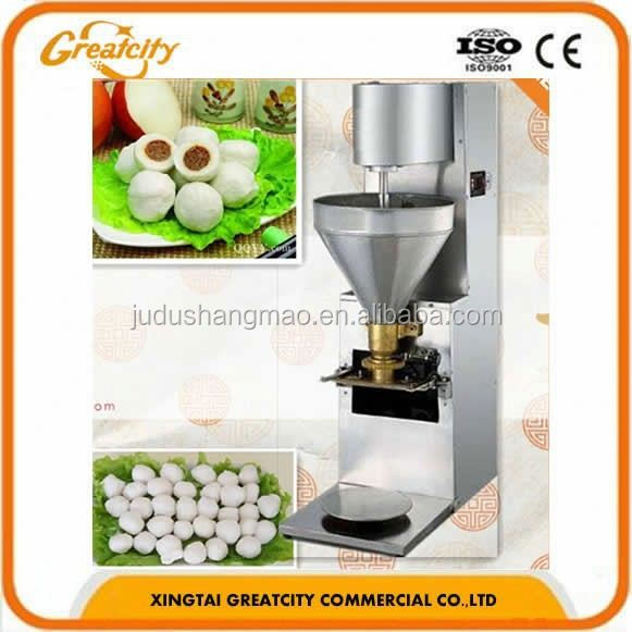 Fish meatball making machine/meat ball making machine/meat ball forming machine