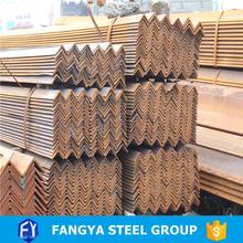 Stock ! china rolled angle bar low price equal ms angle bar fence