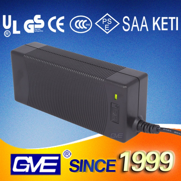 FOSHAN 24v 6a Ac Dc Power Adapter with 3 years warranty for reveals ark