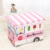Home Life Foldable Toy Ottoman Storage Container Storage Box