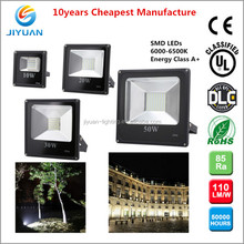 Waterproof IP65 95lm/w 400w brightest floodlight with meanwell driver