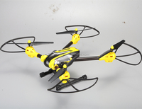 2.4G 4CH 6 Axis Gyro Professional RC UFO Quadcopter with Camera K70C rc quadcopter kit