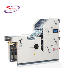 4 layers multi color collating printing machine